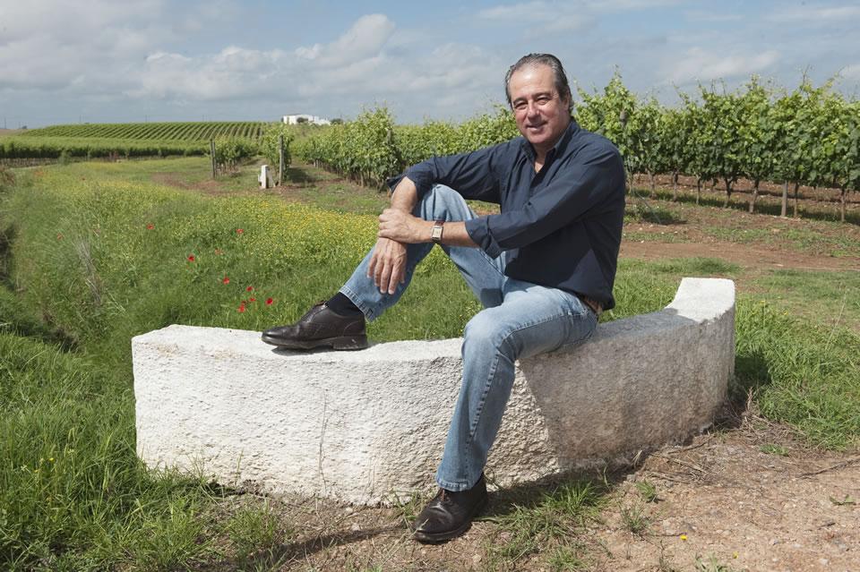 João Portugal Ramos eleito Personalidade do Ano no Vinho