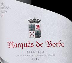 Marquês de Borba Reserva 2009 - 92 pontos