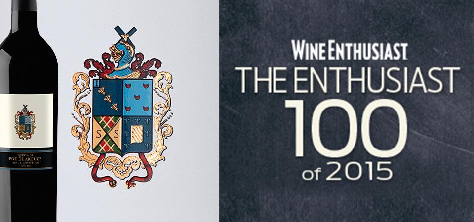 O Melhor Vinho Português do Mundo! Foz de Arouce no Top dos 100  Melhores Vinhos do Mundo