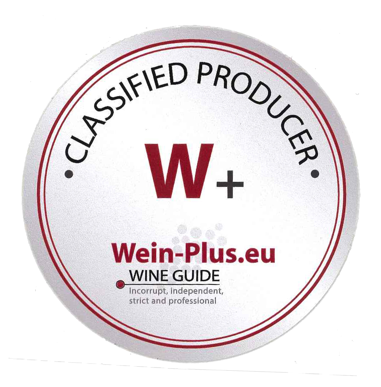 Wein-Plus.eu - Produtor Classificado W+
